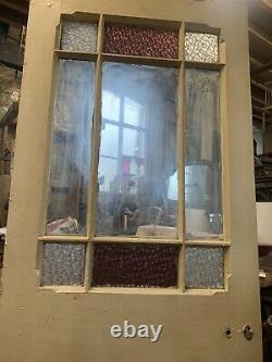 Antique Front Or Porch Door