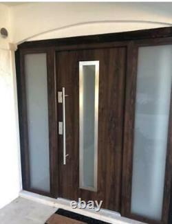 Bespoke Premium Aluminium Front Door Made to Measure External Door