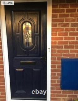 Blue Composite Street/Front Door
