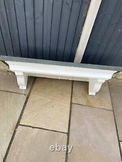 Delta Door Canopy Grp Fibreglass Overdoor Front Porch Canopy