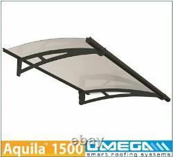 Door Canopy Aquila Front Door Awning / Smoking Shelter, Rain Cover, Porch