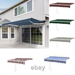 Garden Door Window Front Back Porch Overhead Roof Cover Outdoor Shad Canopy