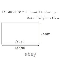 Outdoor Revolution Kalahari PC 7.0 Front Porch Extension