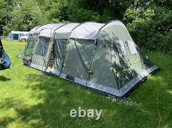 Outwell montana 6p Tent And Front Porch Awning
