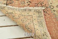 Small Size Rug, 2.9 x 5.4 ft, 85x165 cm, Turkish Rug, Frontdoor Rug, Area Rug