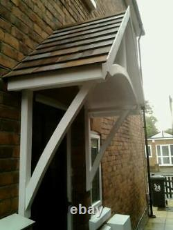 Timber Front Door Canopy Porch, THE COLEMERE
