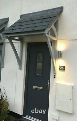 Timber Front Door Canopy Porch, THE ELLESMERE Lean to