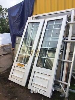 UPVC external Porch / Front / Patio Doors