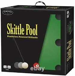 University Games 53326 Front Porch Classics Game Table Top-Skittle Pool