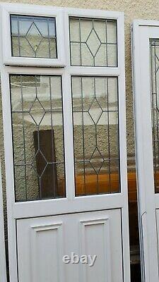 Upvc Porch, Front Door And Windows