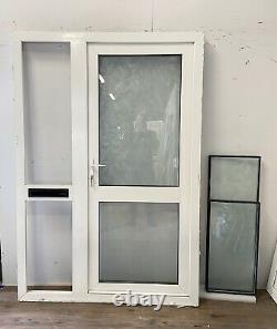 Upvc Pvcu Front Entrance Door-white-pvcu-sidelight-porch-white-external-exterior