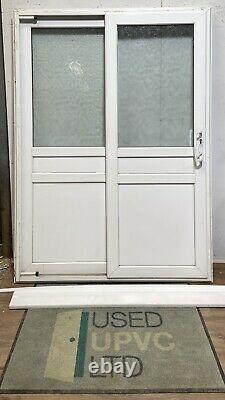 Upvc Pvcu Sliding Patio-front-porch-doors-external-exterior-half Panel-white-pvc