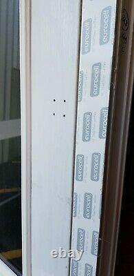 Upvc double glazed door Anthracite Grey front mancave garden room 931x2119 6368